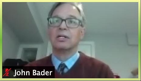 Fulbright Association Executive Director John Bader